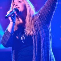 Elizabeth McCullough leads worship at her church in Pueblo, CO.  She travels to Performance High periodically to mold her years of college-level vocal performance training into a more pop- and gospel-based vocal style.
