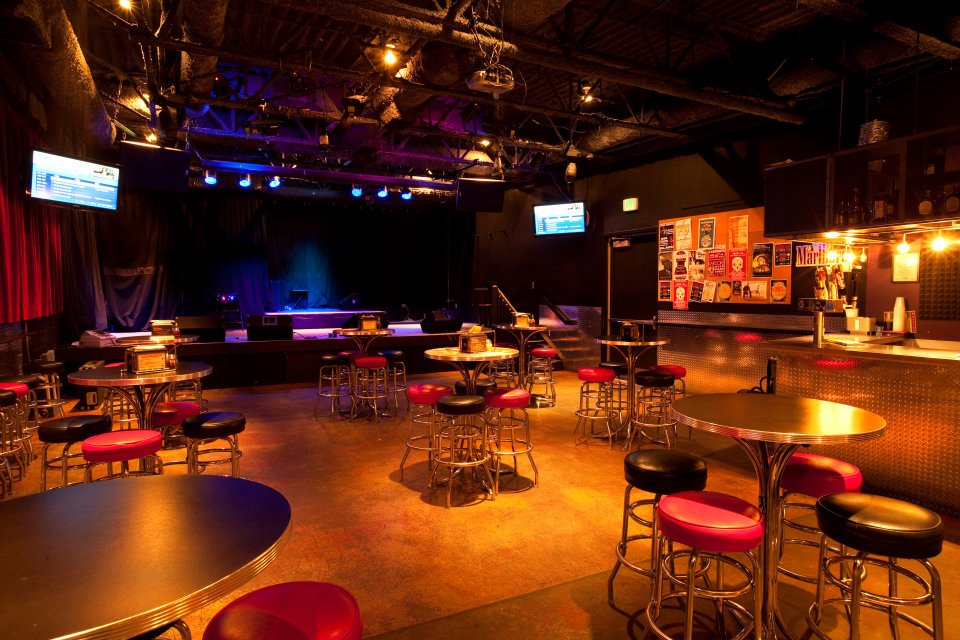 The Walnut Room venue, where we hold our stage performance classes and showcases