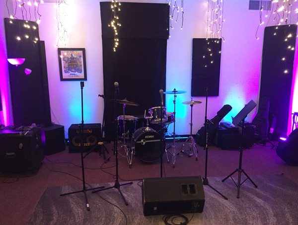 Studio 1 in our Denver location