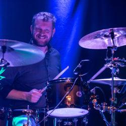 Ryan Elwood - Drummer