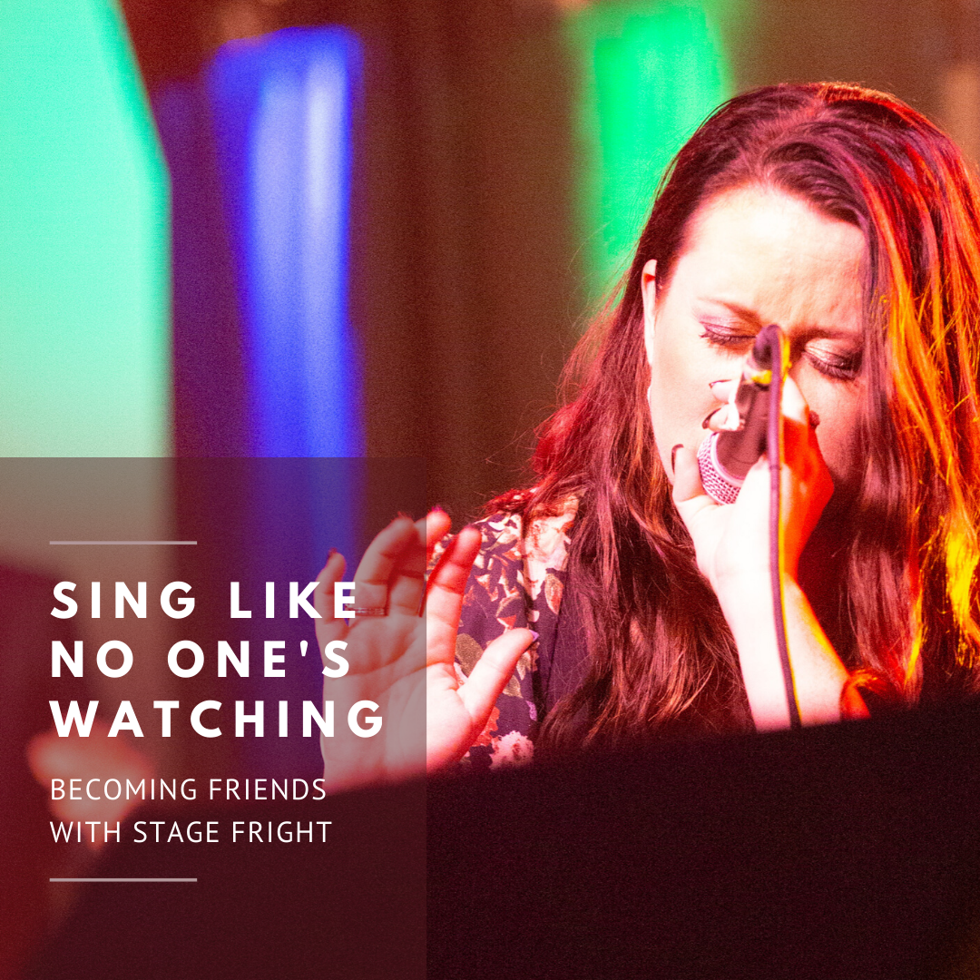 Sing Like No One's Watching