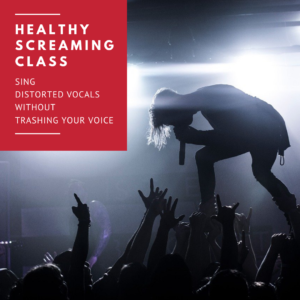 healthy screaming class