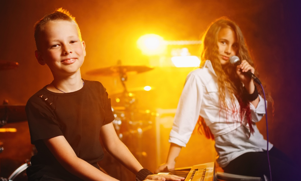 Live bands for all ages